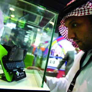 Saudi Needs Spectrum Change