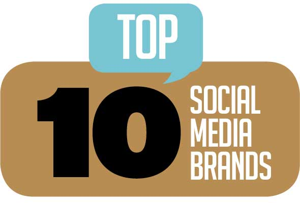 REVEALED: The Top 10 GCC Social Media Brands