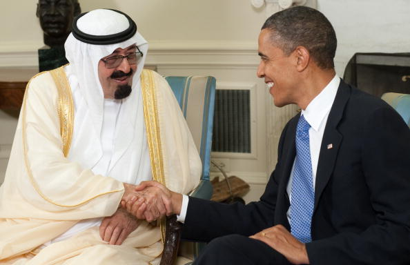 Obama Aims To Soothe Saudi Fears With Riyadh Visit