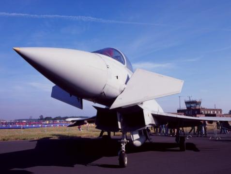 BAE Hopeful For UAE Eurofighter Decision This Year