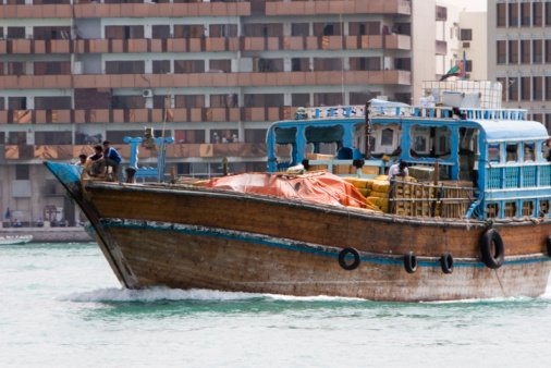 Iran Seizes Two UAE Fishing Boats In Gulf