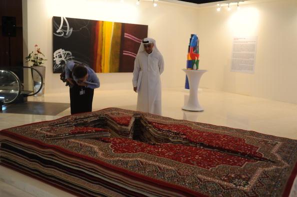 Dubai's DFSA Fines E&Y, Arqaam Over Iranian Art Valuation