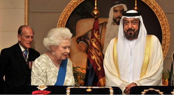 UAE President Sheikh Khalifa To Visit The UK Next Month