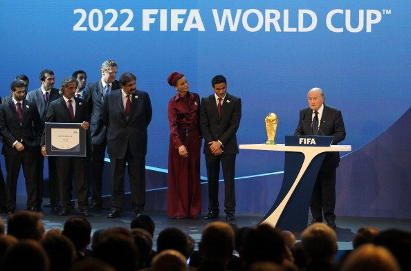 Qatar may lose 2022 World Cup hosting rights – FIFA official