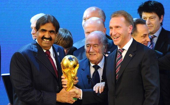 Qatar To Increase FIFA 2022 Spending In 2013