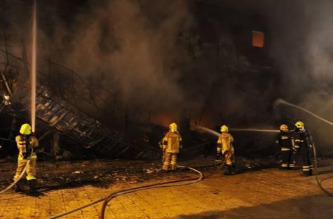 Ten Workers Killed In Abu Dhabi Building Fire
