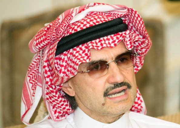 Saudi's Alwaleed Sues Forbes For $20bn Worth Error