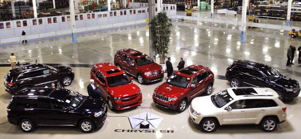 Fiat Chrysler Group ME Sees 2012 Record Year