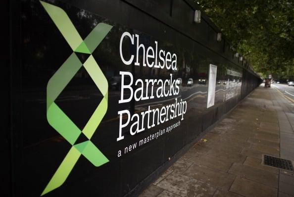 Qatar Puts Hold On £3bn Chelsea Barracks Plan