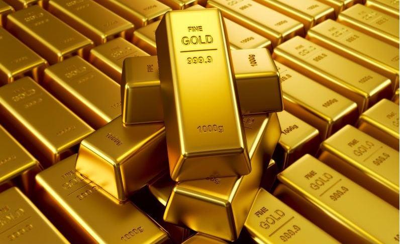 Gold Rises 1%, Holds Near One-Week High