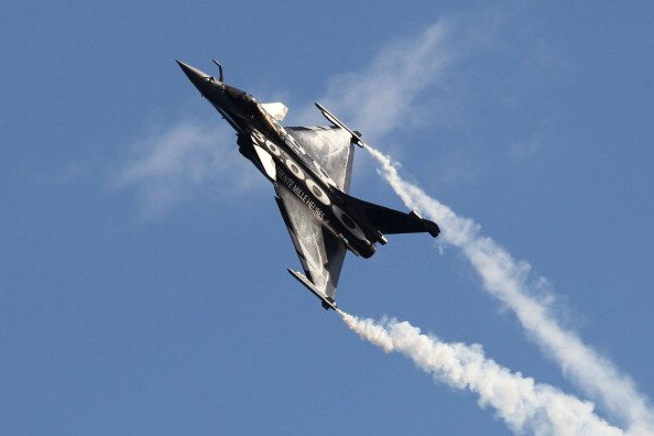 UAE Discussing Rafale Jets With France