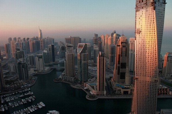 Police seek Canadians, Iranian after man shot dead in Dubai Marina