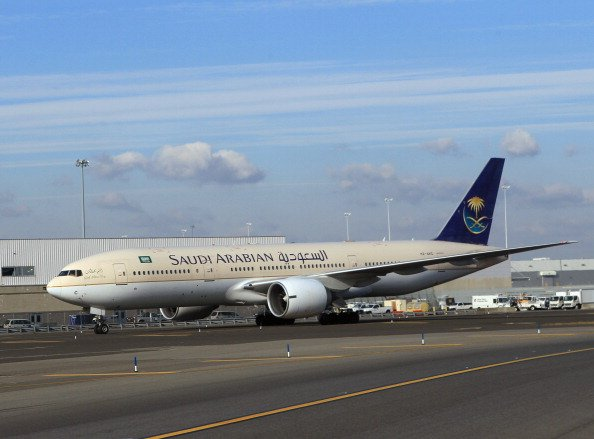 Saudia says laptop ban lifted on US flights