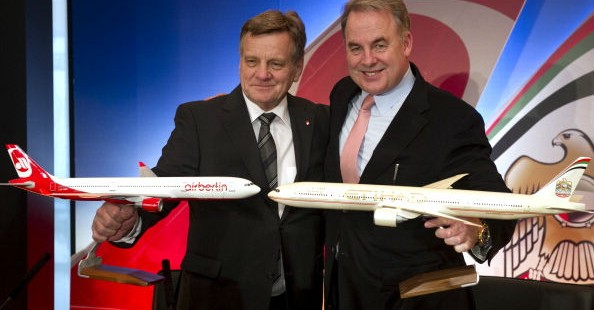 Air Berlin Makes First Profit In Five Years