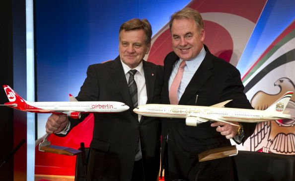 Etihad Buys 70% In Air Berlin's Loyalty Programme