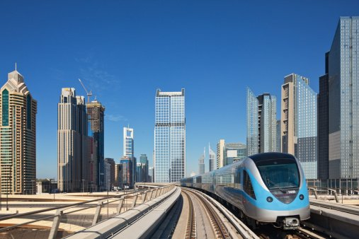 Sheikh Mohammed Approves Plans For Dubai Metro's Red Line Extension