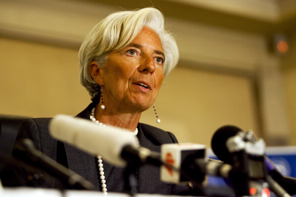 Global Recovery Slow, Brittle, Fragile – IMF's Lagarde