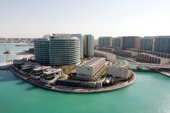 Abu Dhabi's Aldar To Spend $1.08bn In Short-Term On Projects -CFO