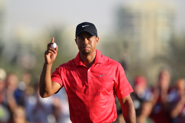 Tiger Woods To Begin Season In Abu Dhabi