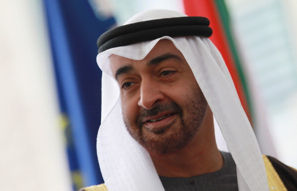Abu Dhabi Crown Prince To Meet Obama At White House Next Week