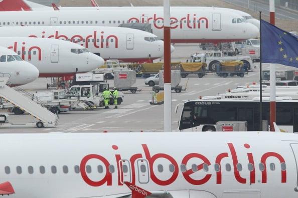 Etihad Looks To Buy Air Berlin Loyalty Programme