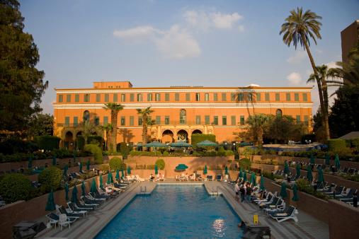 Egypt Impacts Marriott MEA RevPAR