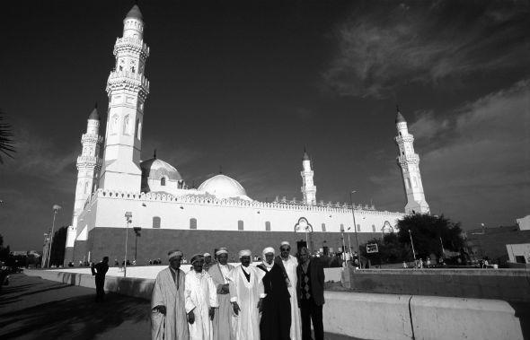 Saudi Not Calling All Tourists