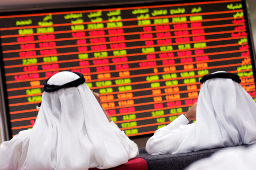 Dubai's Stock Market Touches 8-Week Low On Syria Fears