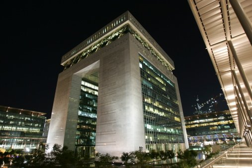 Dubai Financial Centre Posts Double-Digit Growth For 2013