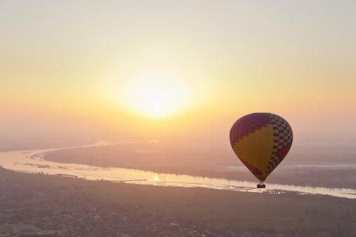 Egypt Hot Air Balloon Crash Kills 19 Tourists