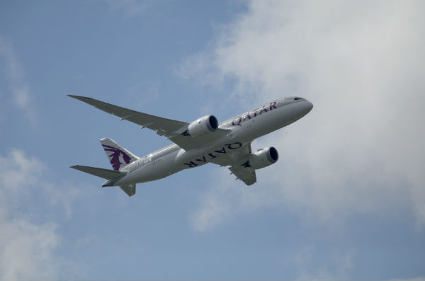 Qatar Airways Grounds New Boeing Dreamliner