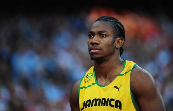 Yohan Blake To Run At Doha's Diamond League Meeting