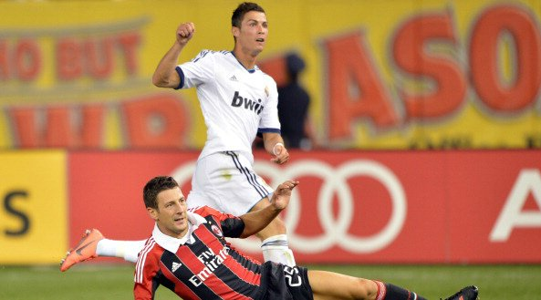 Real Madrid And AC Milan To Play In Dubai On December 30