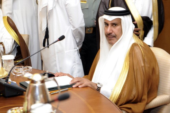 Qatar Calls For Arab Force In Syria