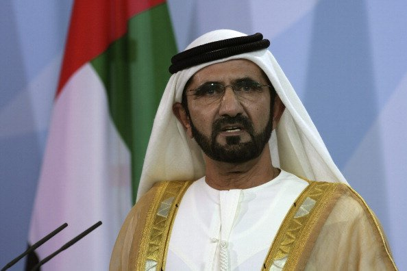 "Sheikh Mohammed Urges New UAE Cabinet To Work As ""One Team"""