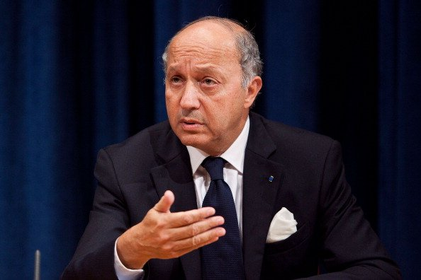 World Should Impose Middle East Solution – France's Fabius