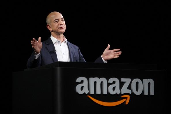How To Rule The World Like… Jeffrey Bezos
