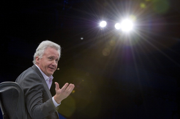 EXCLUSIVE: Interview With Jeff Immelt, GE Global CEO