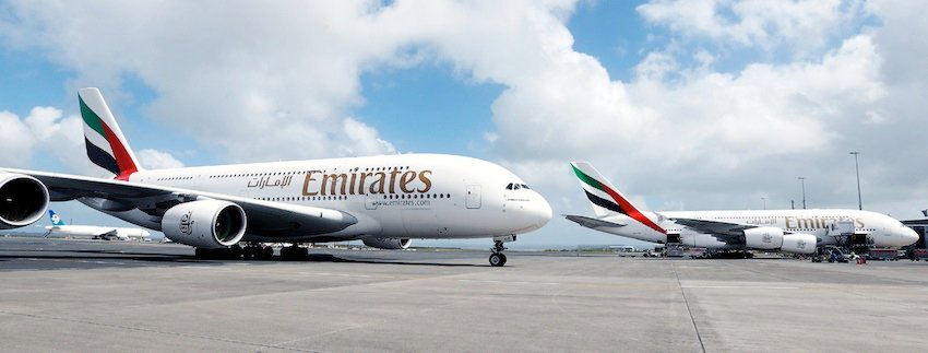 Emirates To Fly A380s To Dusseldorf And Madrid