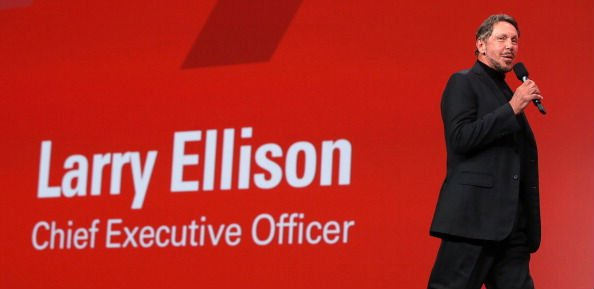How To Rule The World Like… Larry Ellison