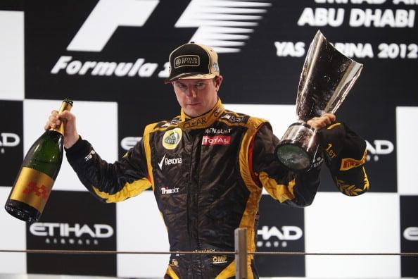 F1's Raikkonen Wins Thrilling Abu Dhabi GP