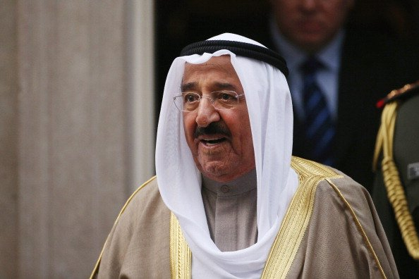 Kuwait's ruler travels to the US on a private visit