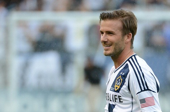 David Beckham In Possible Middle East Move