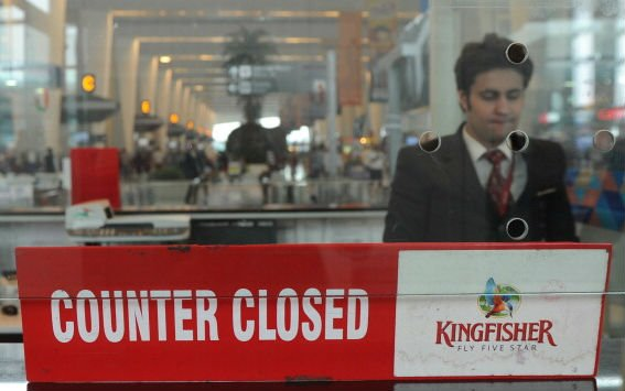 Kingfisher Airlines Loses Rights To Fly To Dubai