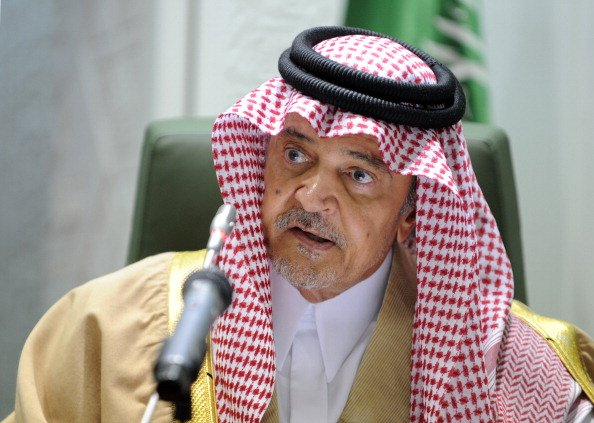 "Saudi Says Iraq's Accusation That It Backs Terrorism Is ""Ludicrous"""
