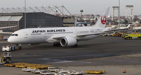 Another Boeing 787 Dreamliner Grounded After Battery Problem