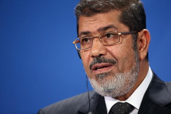 Egypt Announces Criminal Investigation Of Mursi