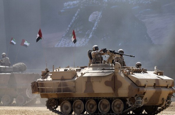 Middle East Defence Spending To Reach $920bn By 2020