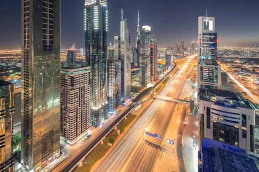 UAE Arrests Iranians Suspected Of Kidnapping Briton In Dubai