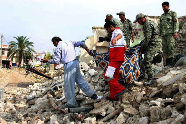 Pakistan Bears Brunt Of Iran Earthquake, 35 Killed